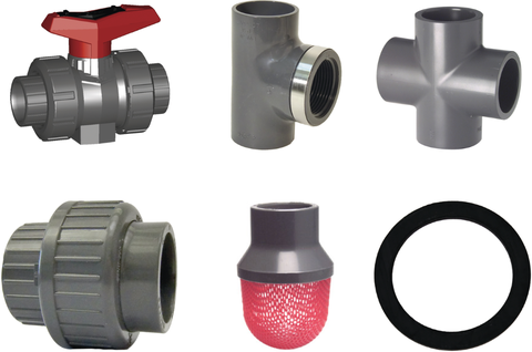 Klebefittings